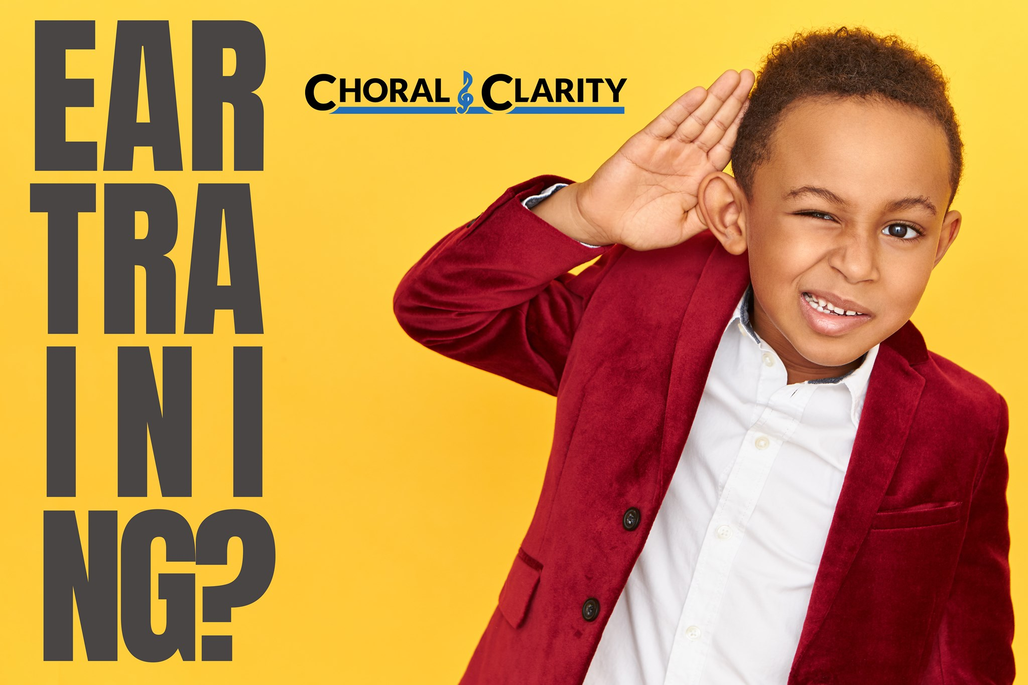 4 Definitive Steps to Assess & Develop EVERY Singer's Ear!