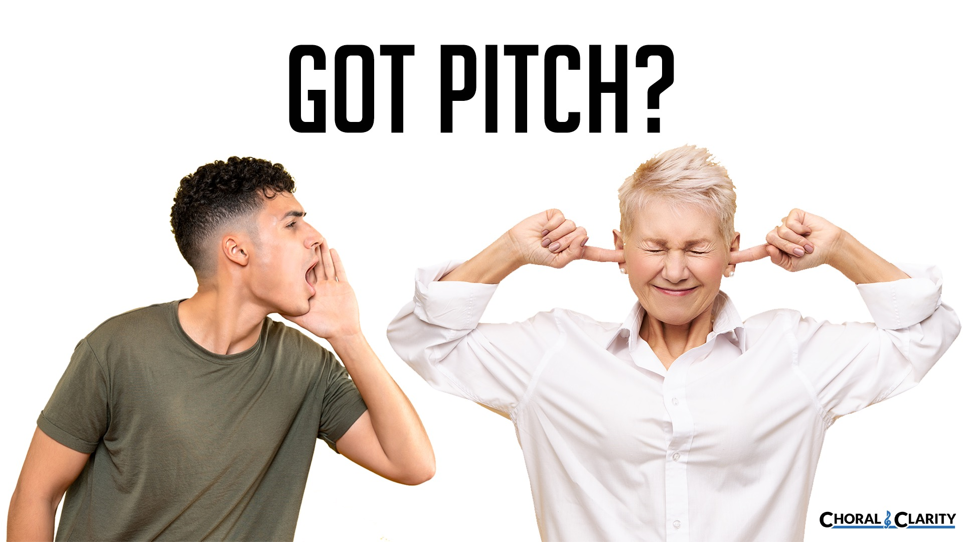 Get Anyone to Match Pitch: 5 Minutes & 5 Easy Steps